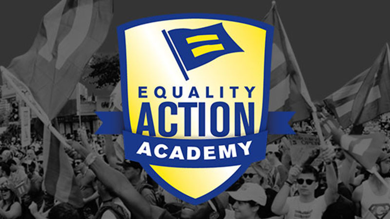 Empower Yourself and Your Community: Join HRC's Equality Action Academy
