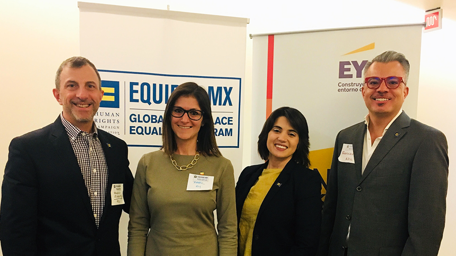 HRC Launches Second LGBT Workplace Inclusion Survey in Mexico