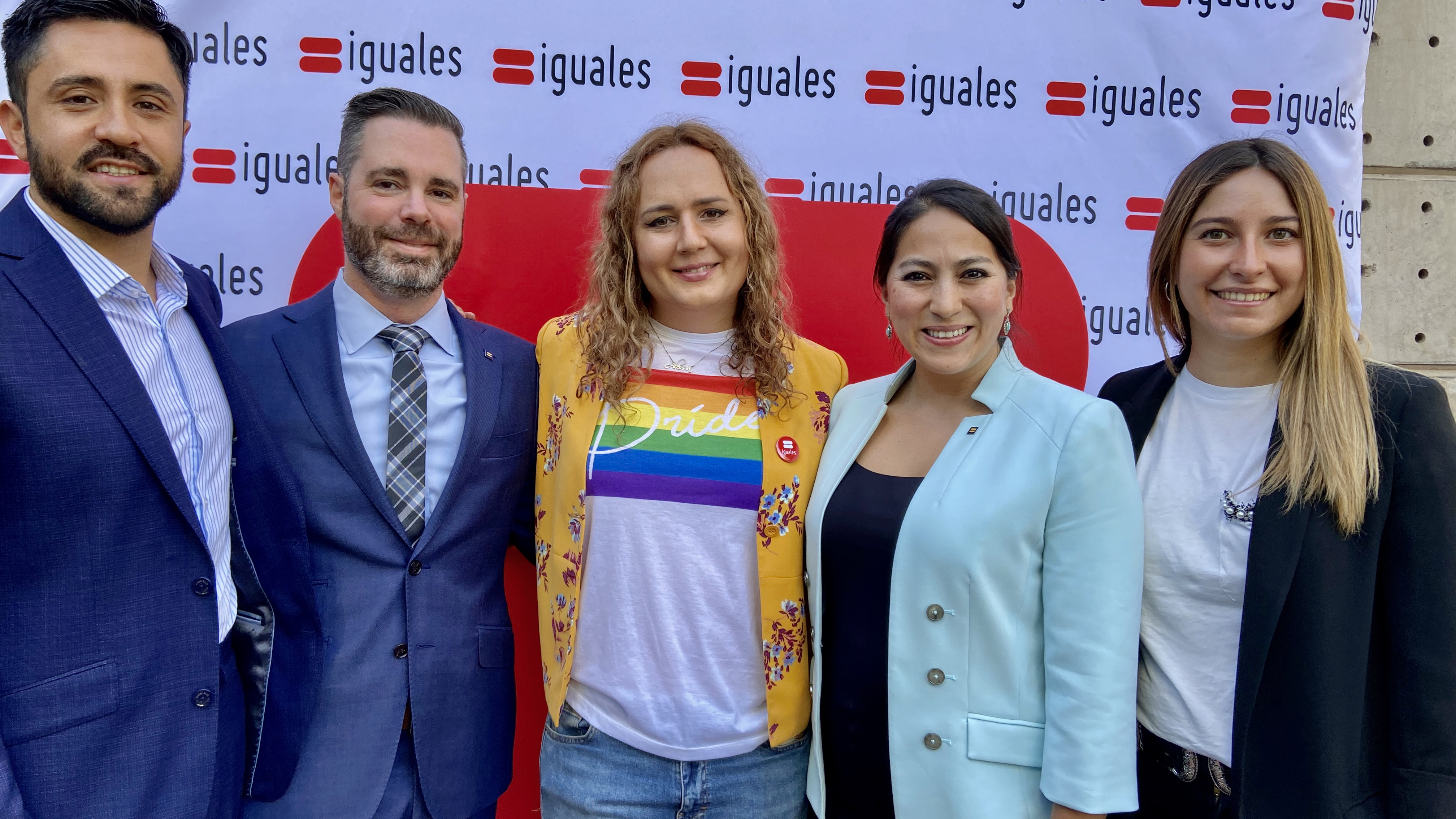 HRC Foundation Kicks Off Second Workplace LGBT Inclusion Survey in Chile