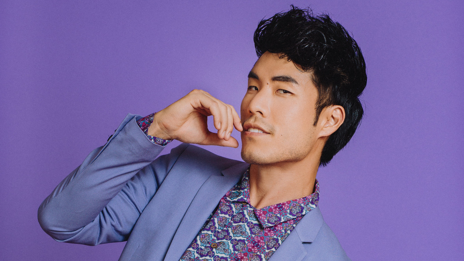 Eugene Lee Yang Hosts #HRCTwitterTakeover on LGBTQ Representation to Mark National Coming Out Day