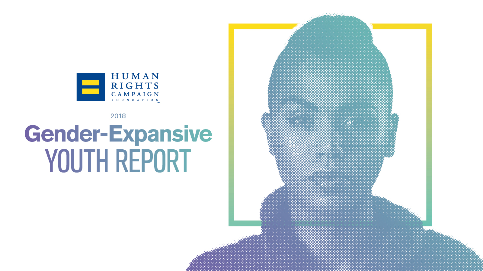 HRC and UConn Survey Finds Significant Challenges for Trans and Gender-Expansive Youth