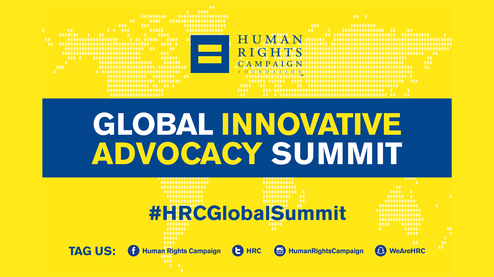Human Rights Campaign Hosts Annual Summit Honoring Global Innovators in Fight for LGBTQ Equality