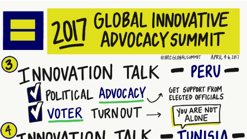 Global Innovative Advocacy Summit