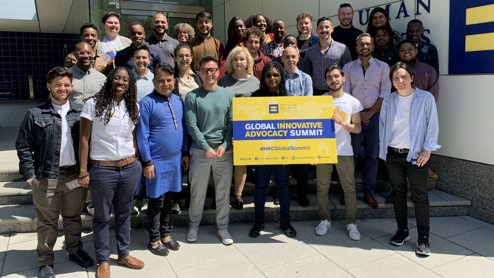 What's on the Agenda at the 2019 HRC Global Summit