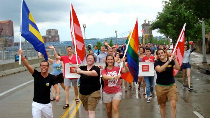 Cincinnati gay communities