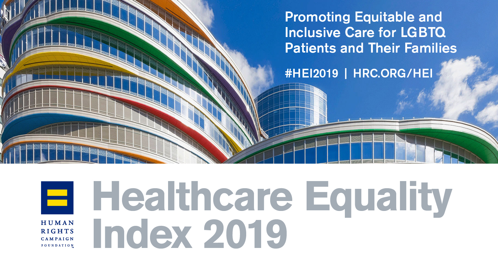 HRC Releases Healthcare Equality Index, Rates Record 680 Health Care Facilities on LGBTQ Inclusion