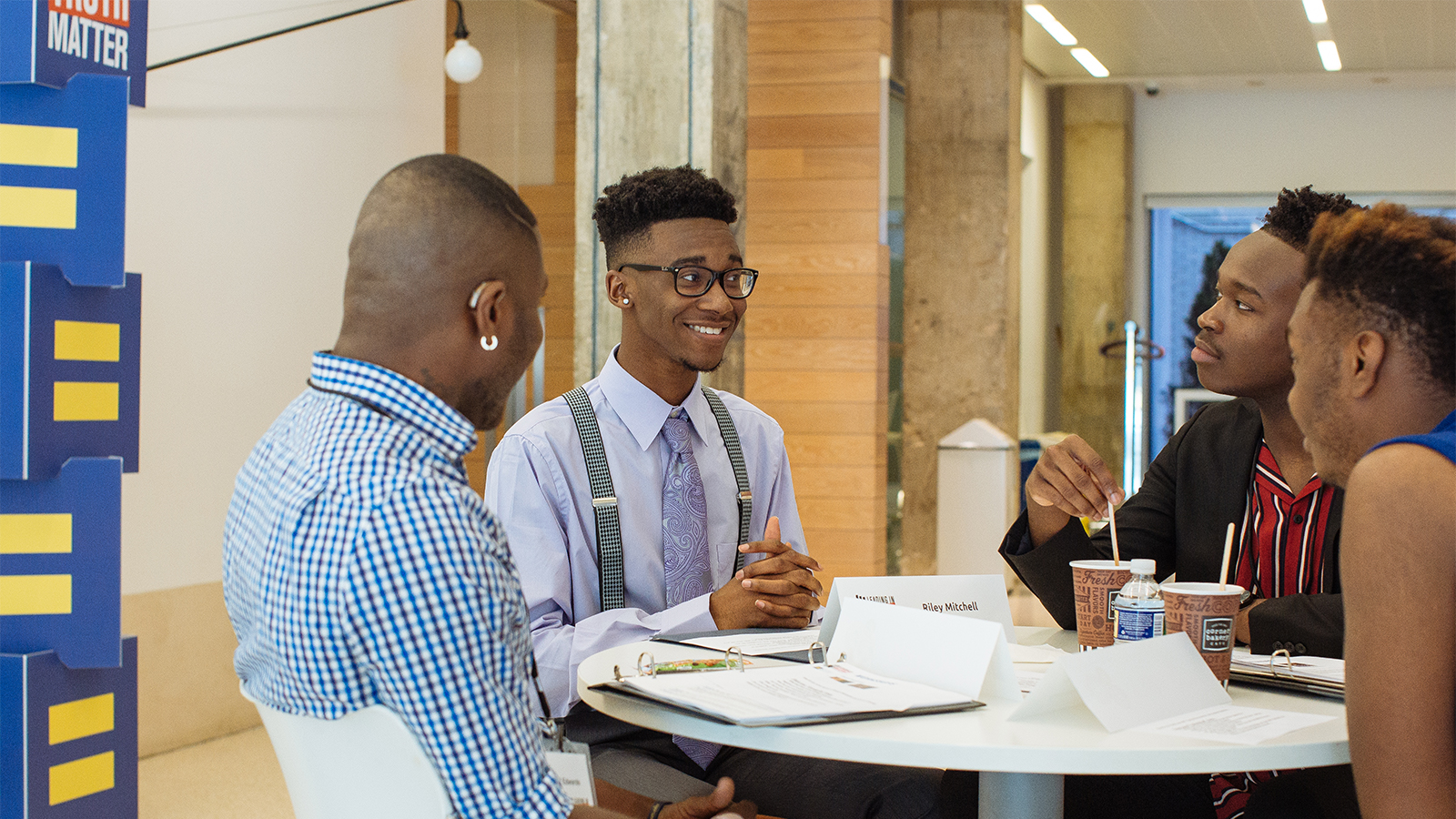 Empowering HBCU Students to Lead and Create Change