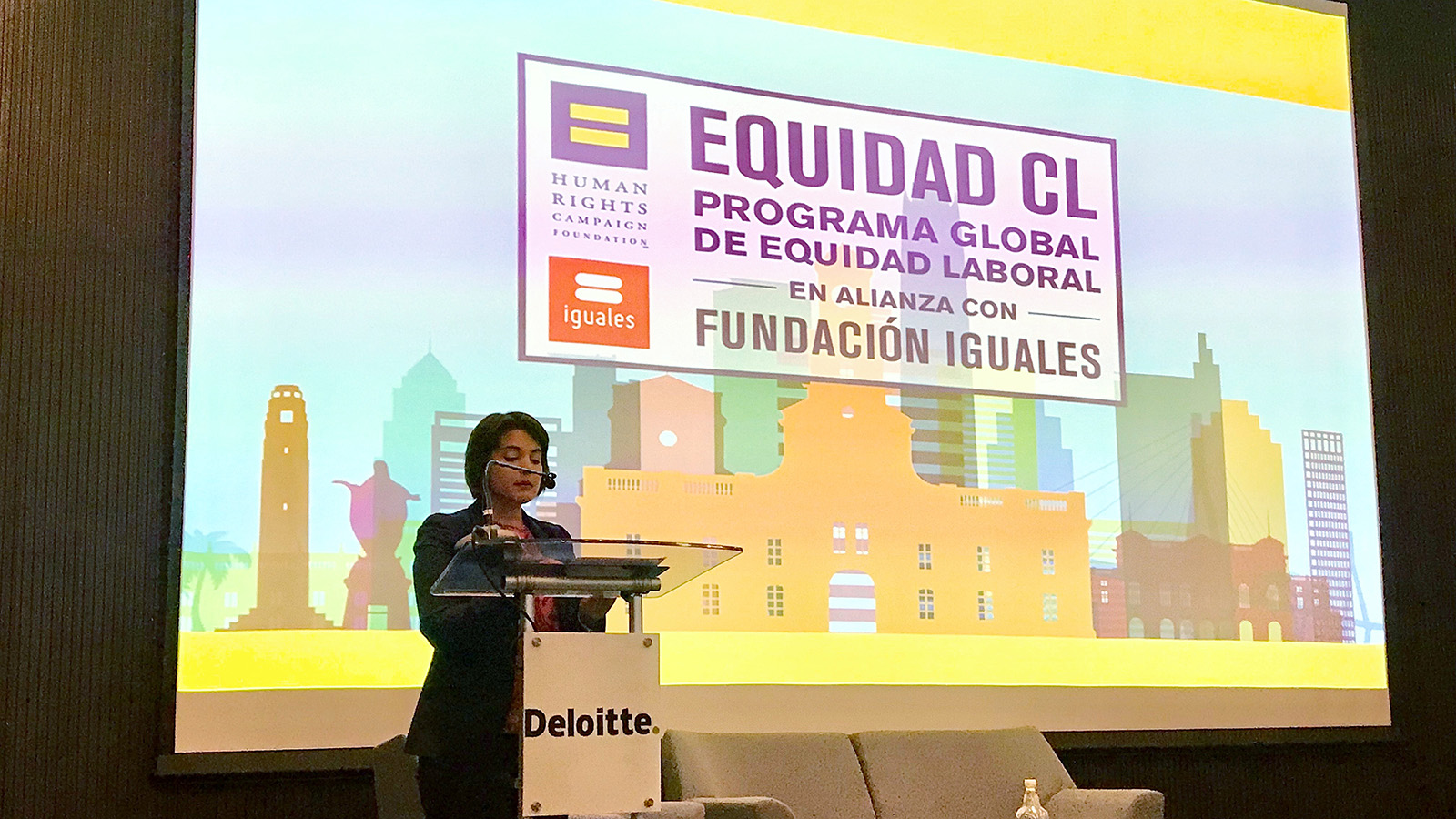 HRC & Fundación Iguales Launch First LGBT Workplace Inclusion Survey in Chile