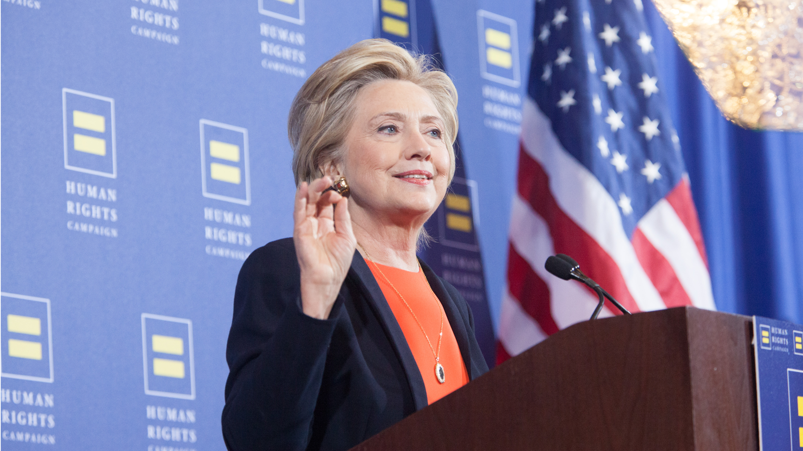 human rights campaign endorses hillary clinton for president human