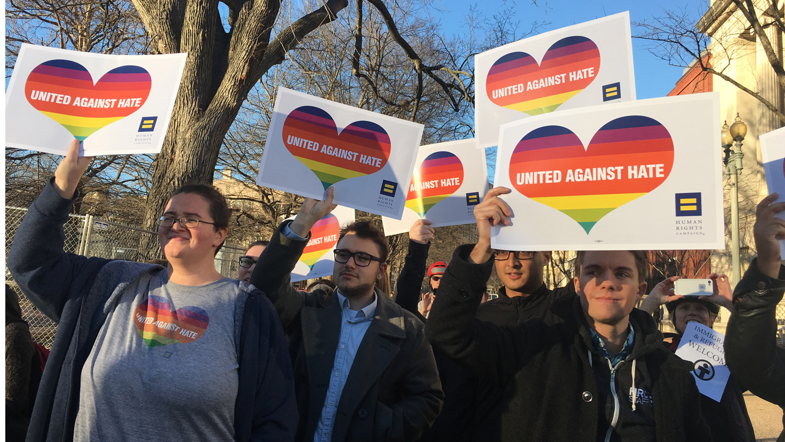 Five Ways HRC is Responding to Trump's Latest Attacks on LGBTQ Immigrants, Refugees & Asylum Seekers