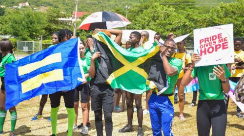 Jamaica, HRC, Pride