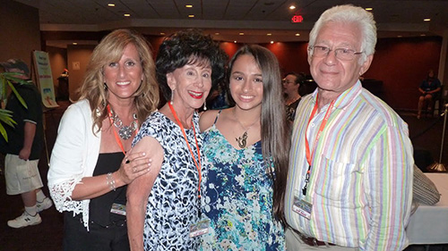 HRC, Jennings Family, Parents For Transgender Equality Council, Pride 2018