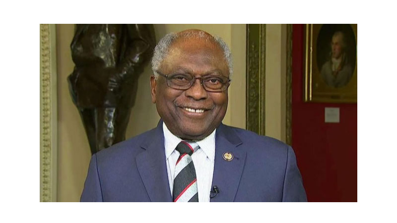 Human Rights Campaign Endorses House Majority Whip Jim Clyburn