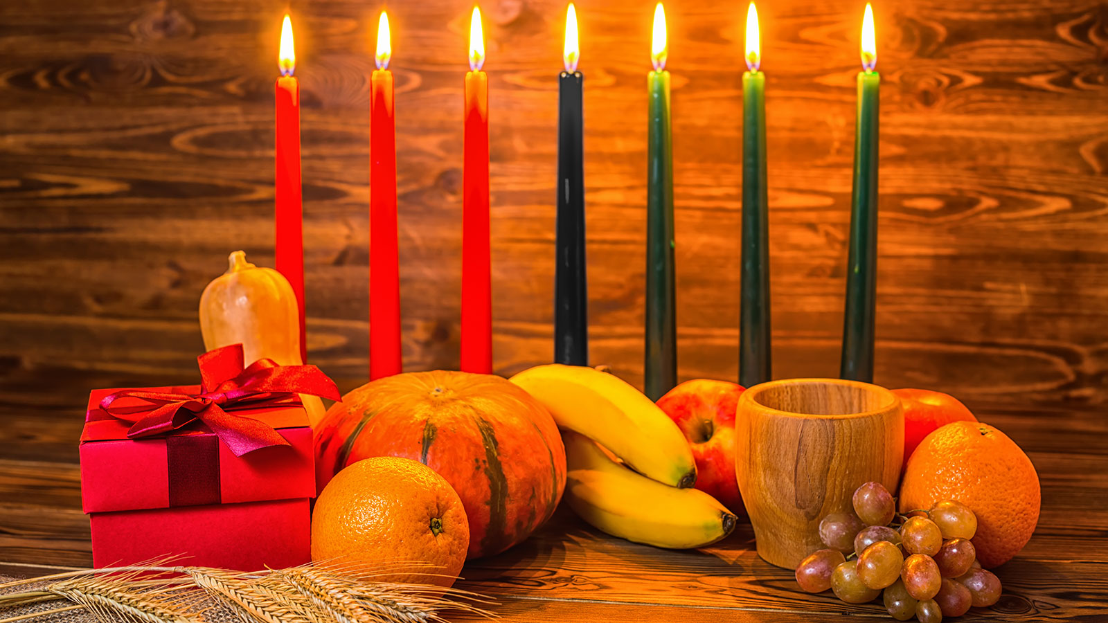 Kwanzaa: Celebrating Who We Are and Who We Can Become