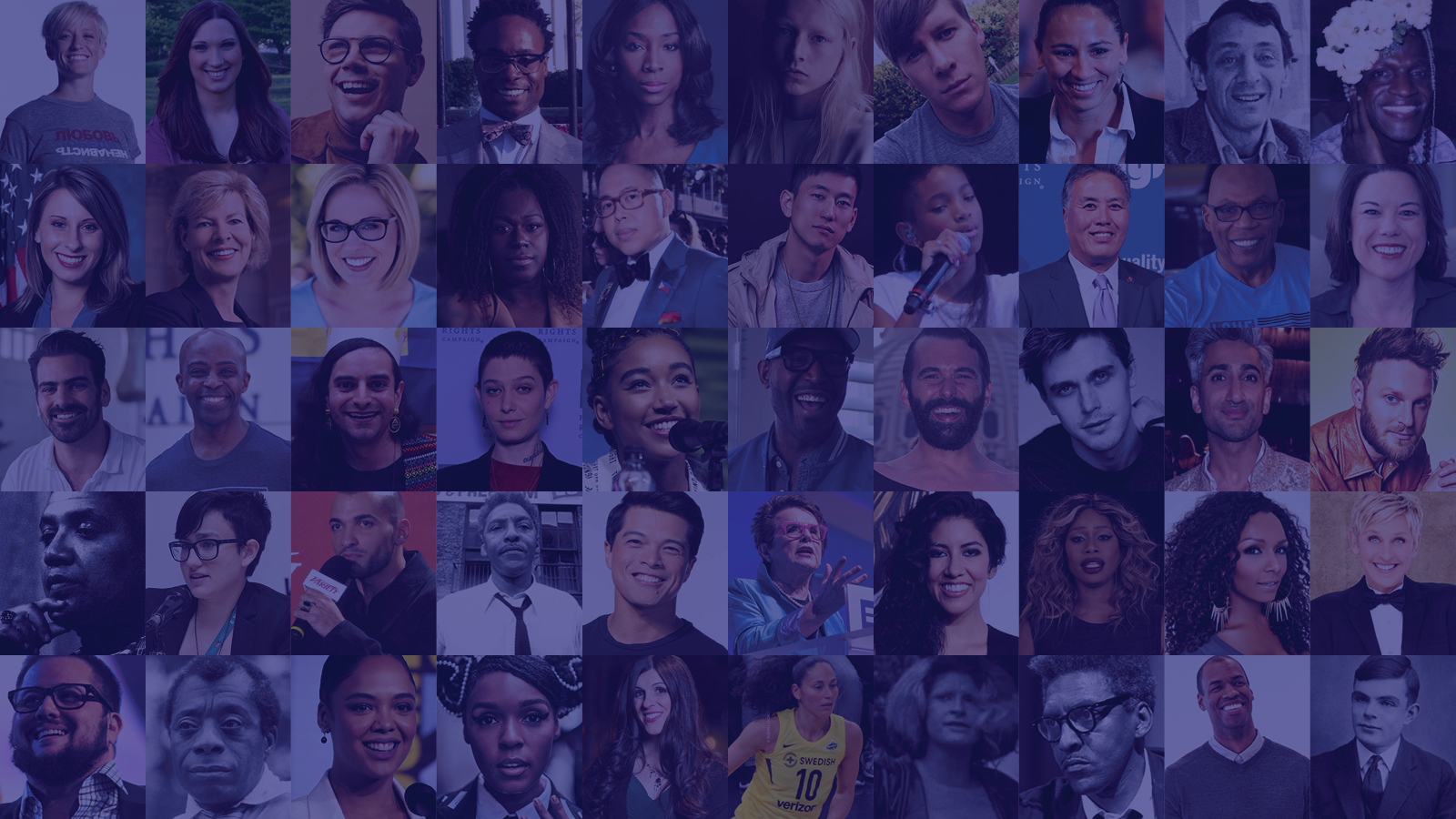 HRC Celebrates LGBTQ History Month