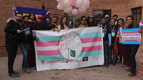 Lahore, Pakistan, transgender, pride