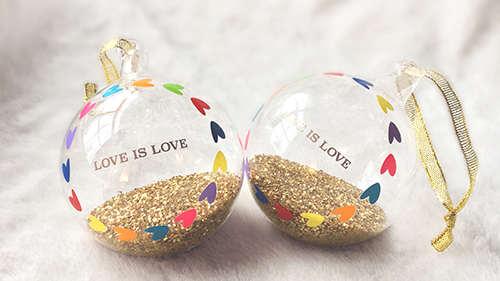 Love is love, Williams Sonoma, Shop, Equality