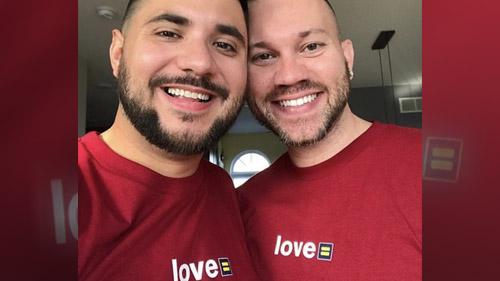 LGBTQ equality t-shirt