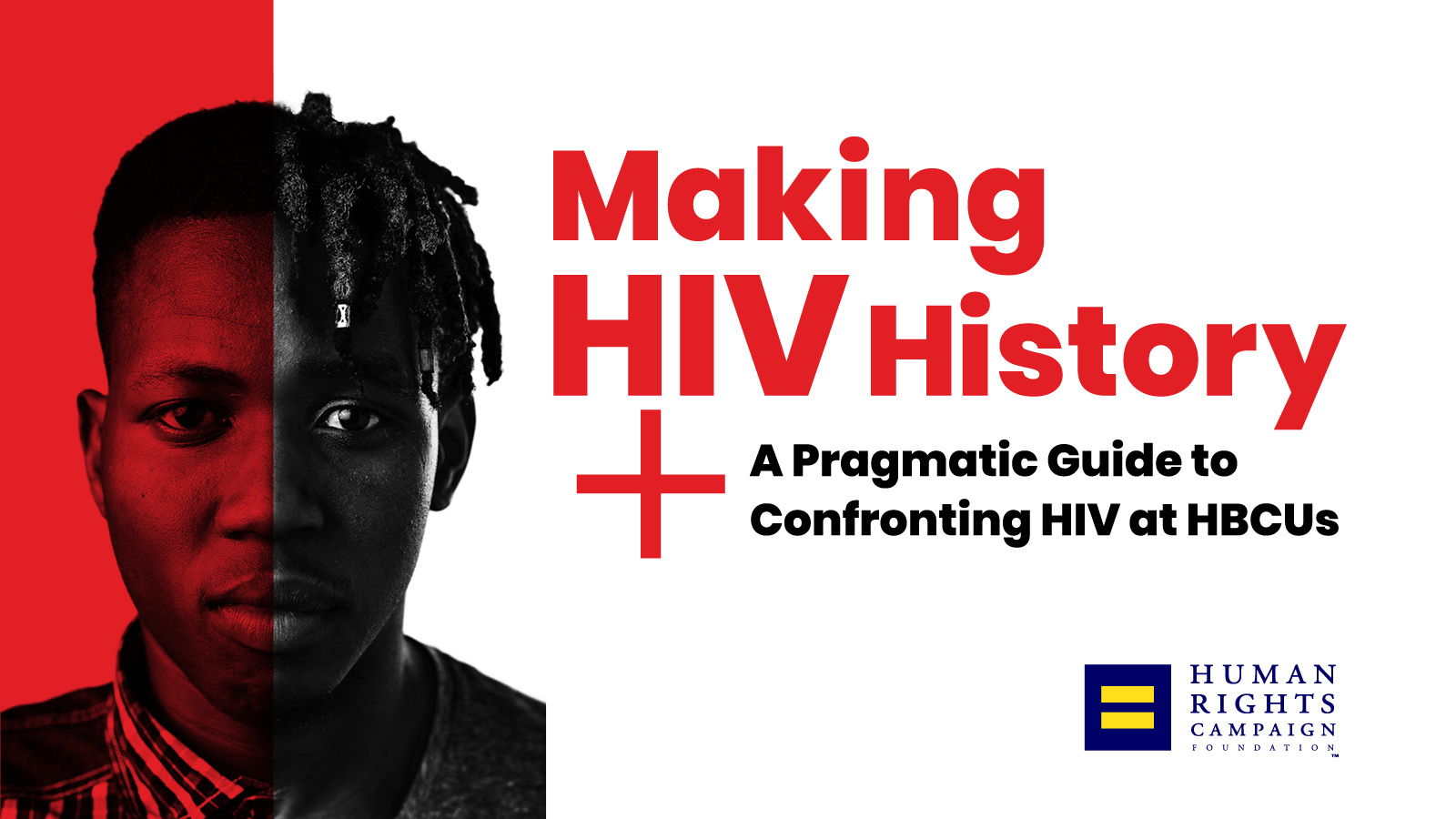 HRC Releases New Comprehensive Guide for HIV Prevention, Treatment and Care on HBCU Campuses