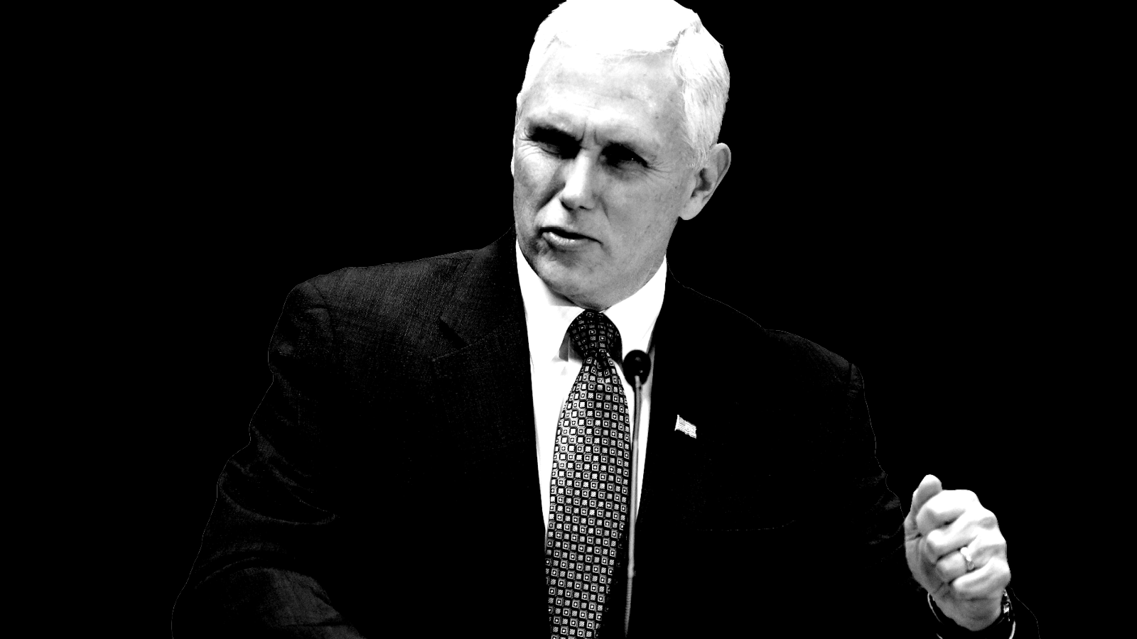 "Will Pence Condemn ""Kill Transgenders"" Chanting Alleghany Activists?"