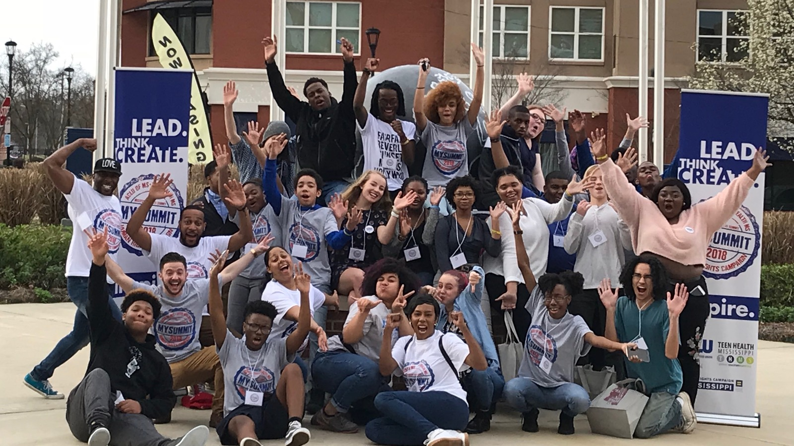 HRC Mississippi Hosts Youth Leadership Summit