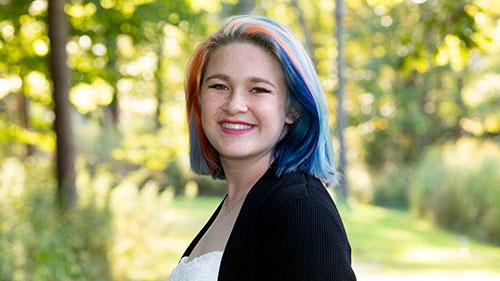 Molly Pinta; HRC Youth Ambassador