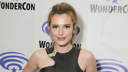 National Coming Out Day Bella Thorne Bisexual