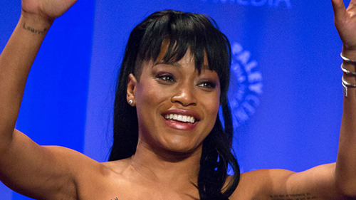 National Coming Out Day; Sexually fluid; Keke Palmer