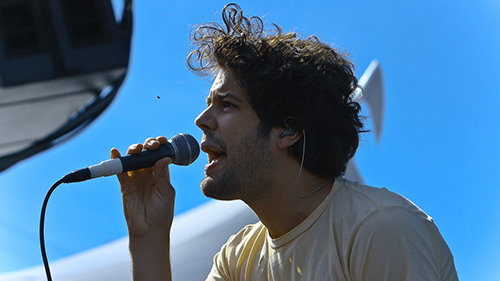 National Coming Out Day; Michael Angelakos; Passion Pit