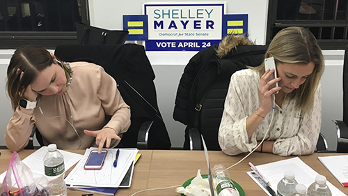 HRC New York Special Elections, Shelley Mayer
