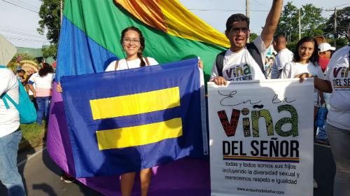 Nicaragua, HRC, Pride