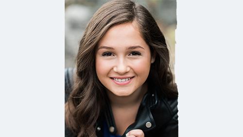 HRC Youth Ambassador, Nicole Talbot