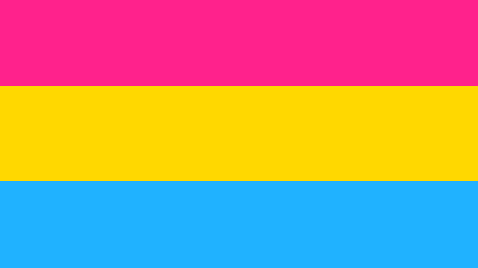 HRC Staff Celebrate Pansexual Visibility Day 2020