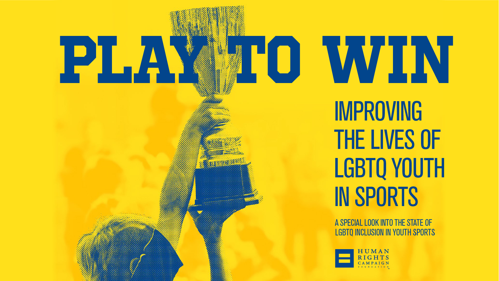 Groundbreaking HRC and UCONN Survey Finds LGBTQ Student-Athletes Overwhelmingly Remain Closeted