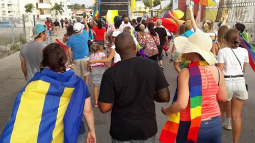 barbados; pride; hrc global; partnerships in pride