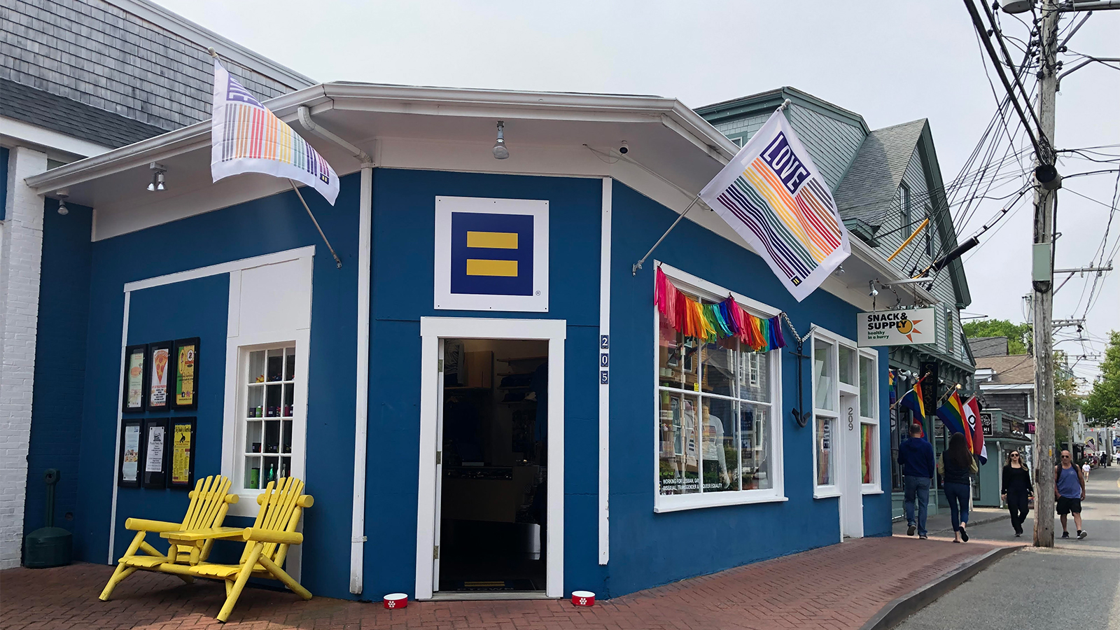 """How Provincetown Became a """"Saving Grace"""" for Southern LGBTQ Youth"""