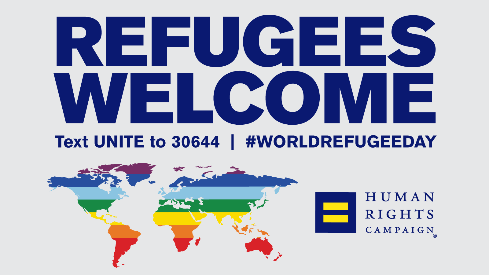 To LGBTQ Refugees & Asylum Seekers: The U.S. Should Welcome You ...