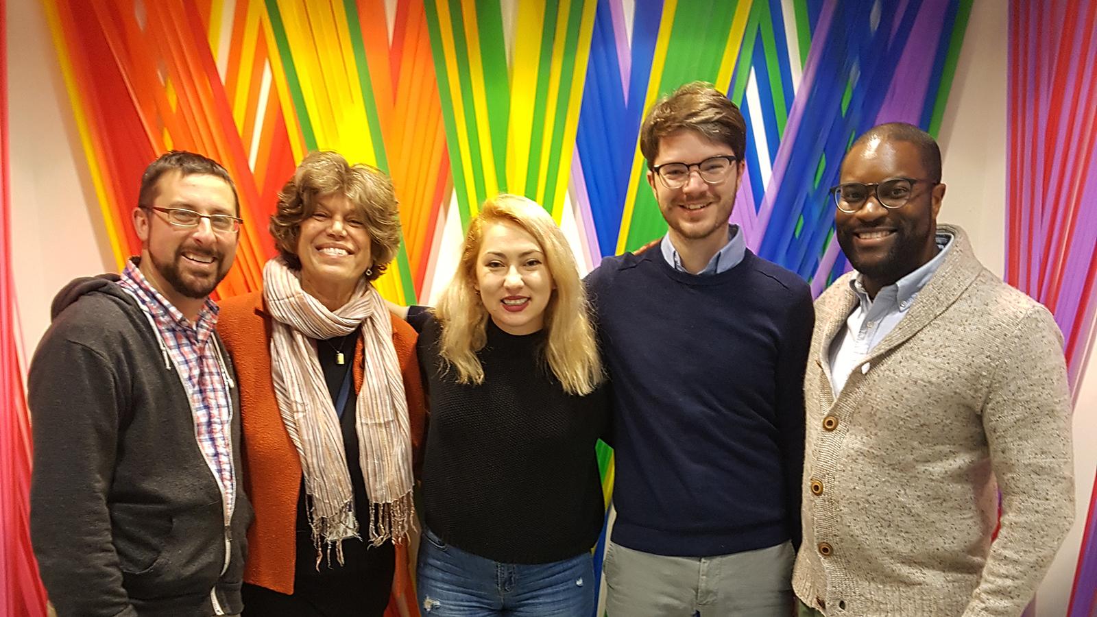 Inspiring Moments as a 2019 HRC Global Fellow