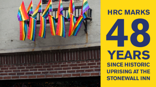 Stonewall; 48 years