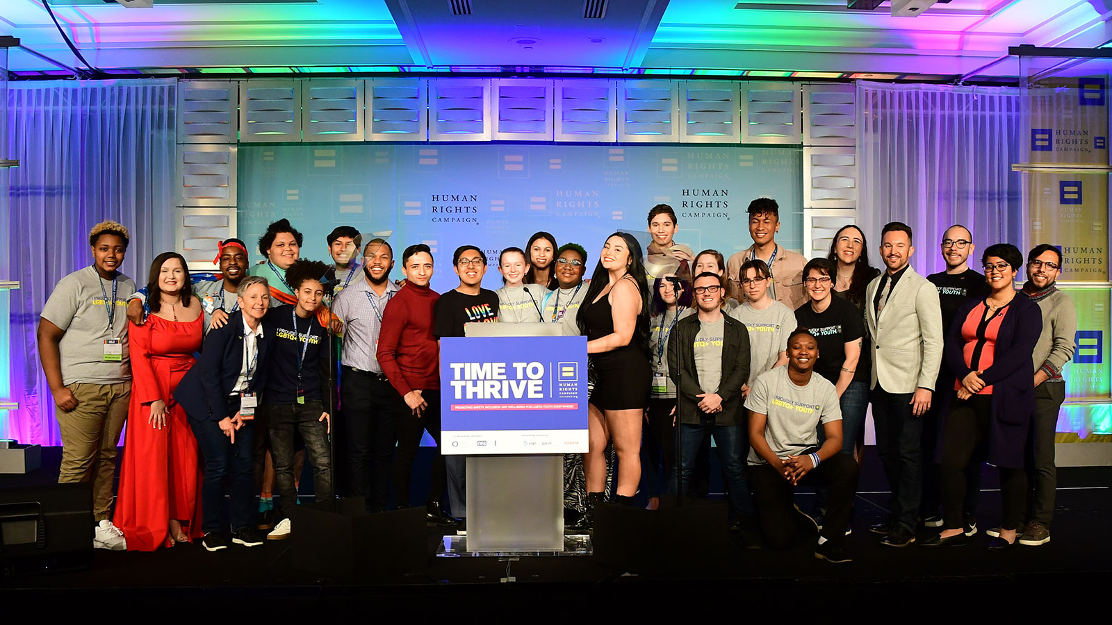 HRC Foundation's 2020 Time to THRIVE Conference Comes to a Close