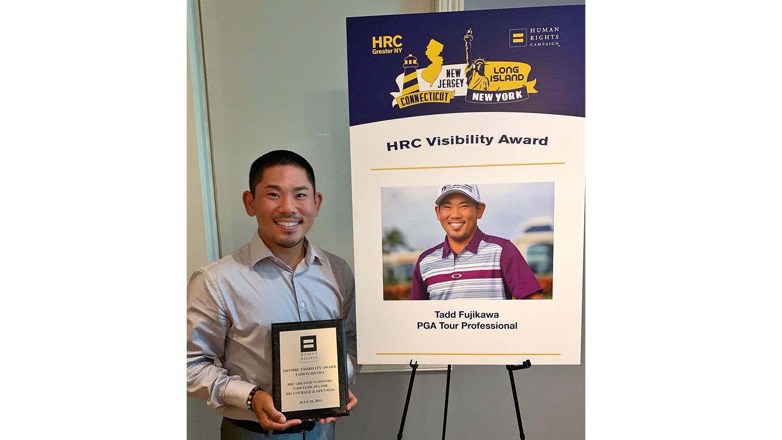 Tadd Fujikawa: Golfing for Equality