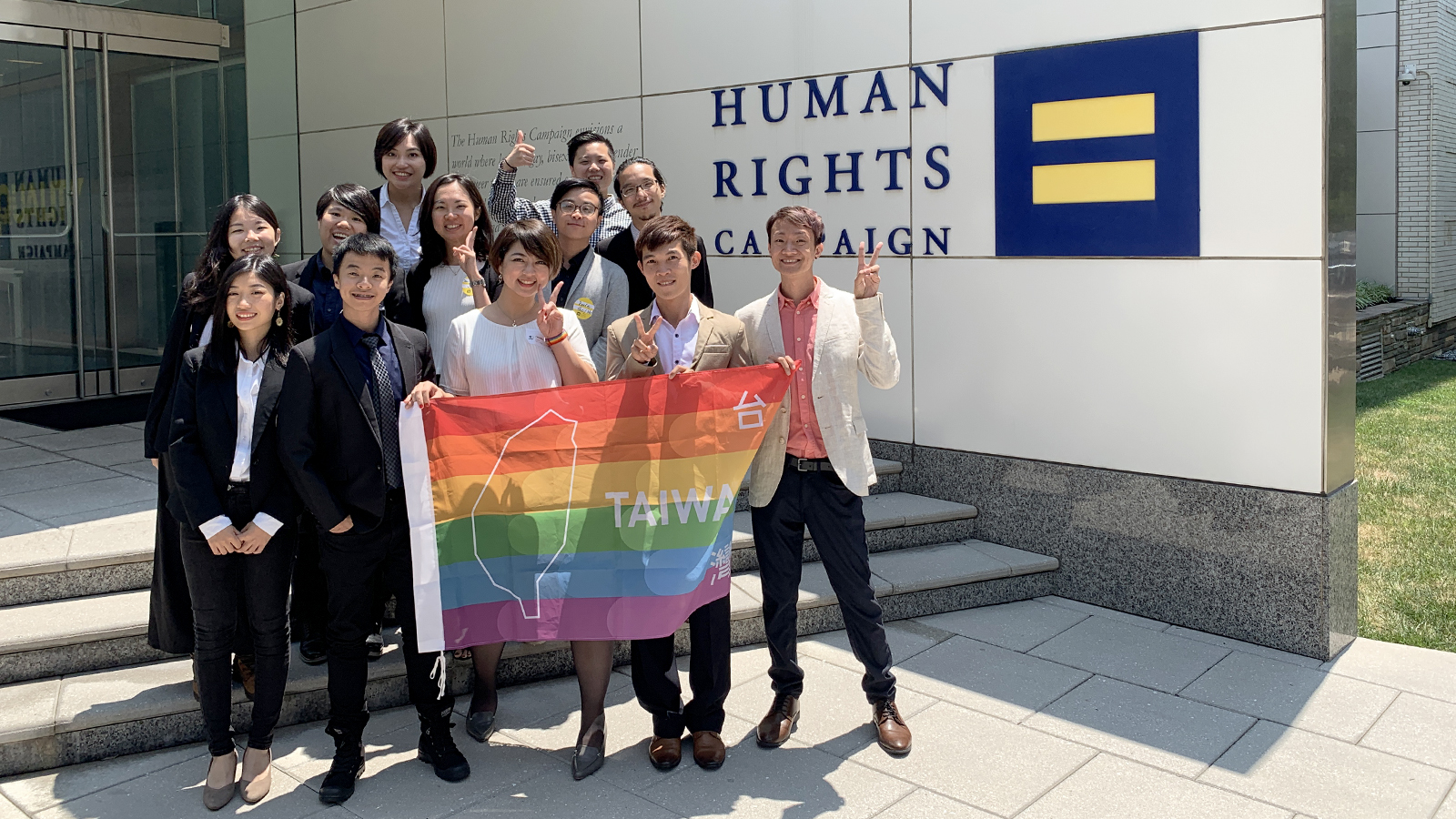 Advocates Reflect on the Fight for LGBTQ Equality in Taiwan