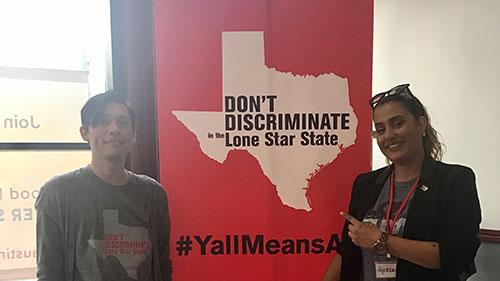 Texas Advocacy Day