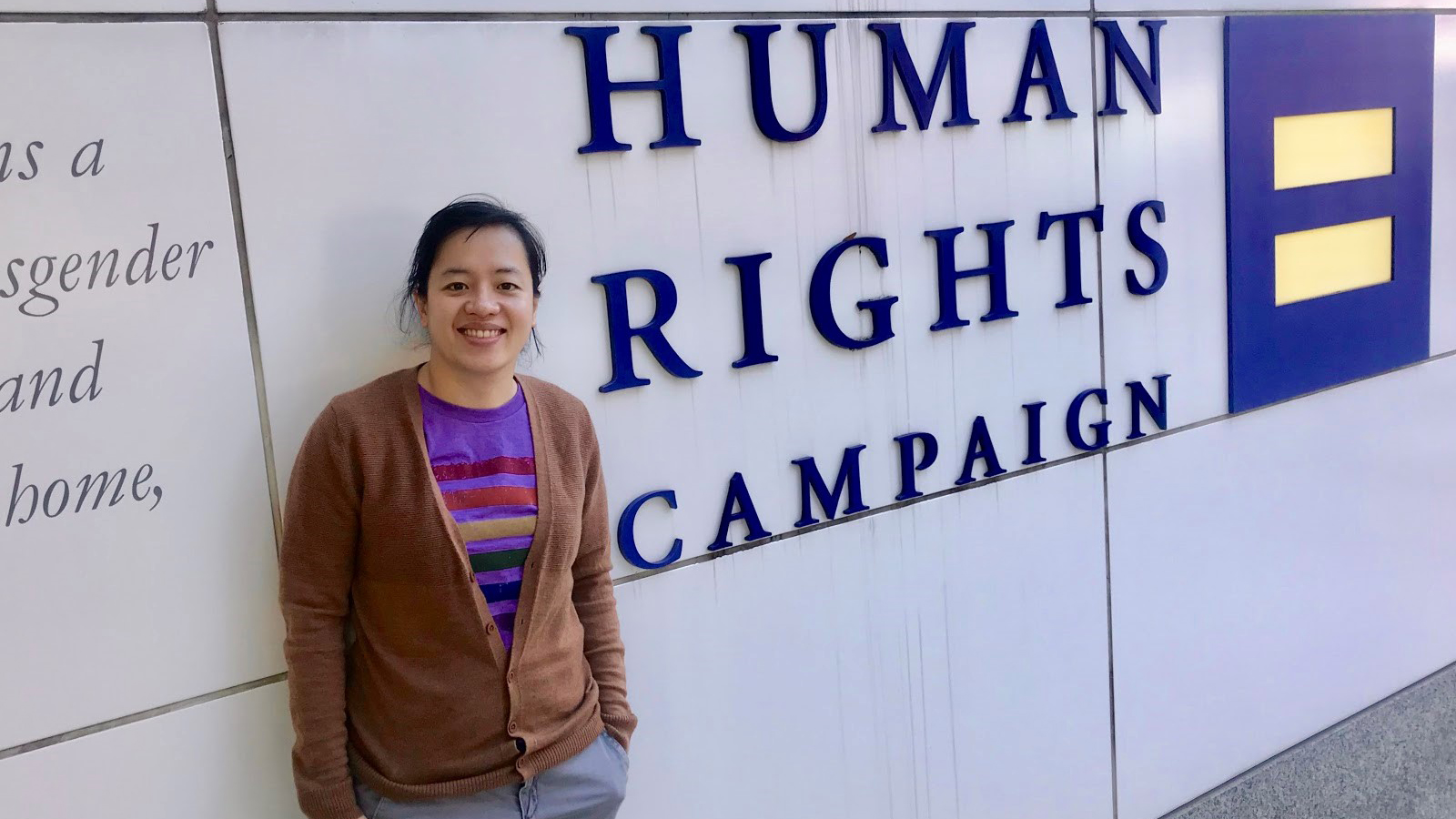 HRC Global Welcomes Fellow from Vietnam