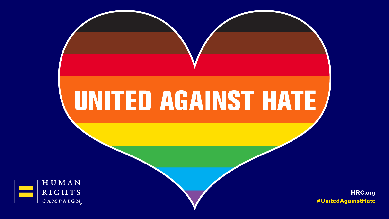 HRC, Partners and Allies United Against Hate One Year After Charlottesville White Supremacist Rally