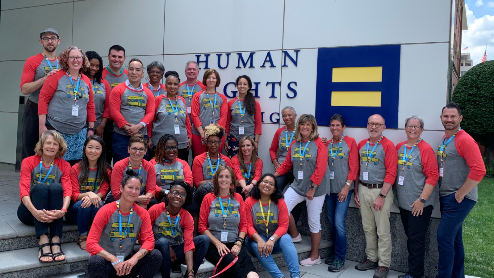 HRC's Welcoming Schools Hosts Annual National Facilitator Training