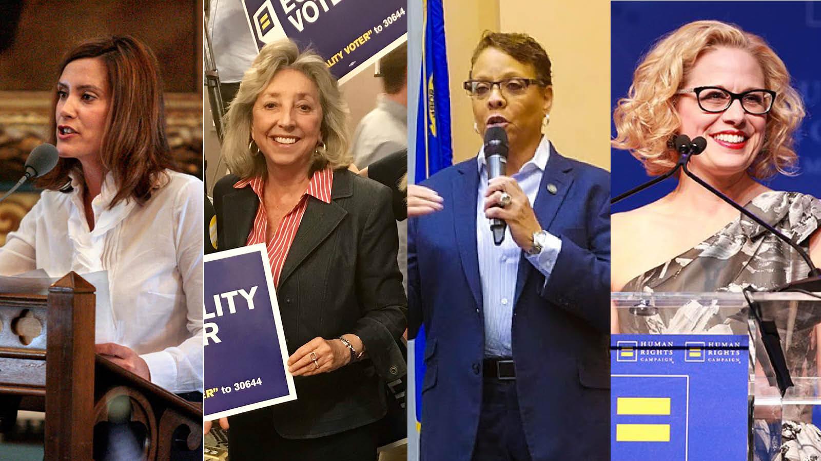 Women on the Rise: Spotlight on LGBTQ Leaders & Allies