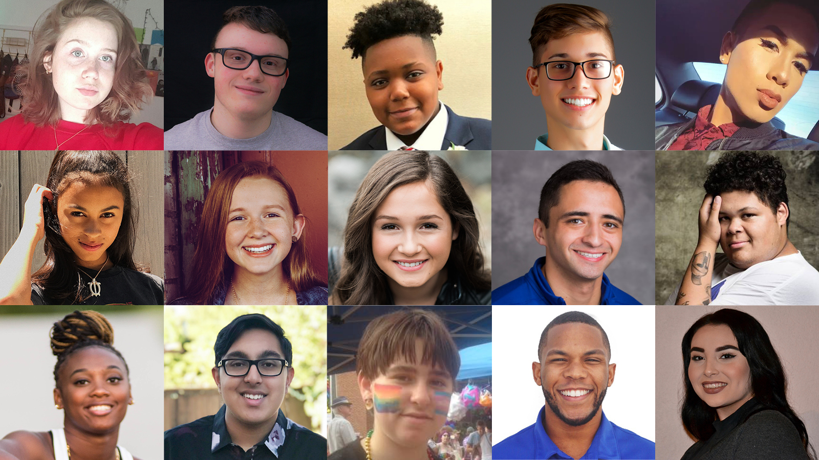 Meet HRC Foundation's 2019 Youth Ambassadors