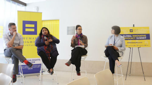Global Innovative Advocacy Summit; Deena Fidas