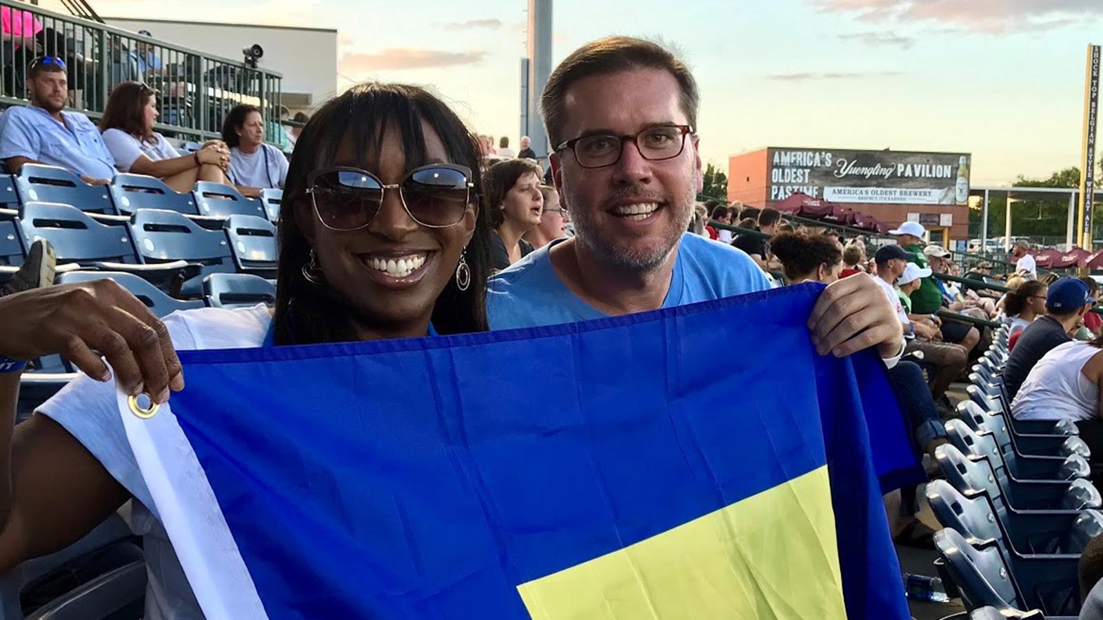 "HRC Mississippi Celebrates ""Night at the Braves"""